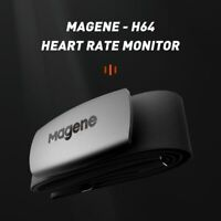 Magene H64 Bluetooth4.0 ANT + Heart Rate Sensor Compatible Bryton