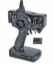 New Carson 2.4ghz Reflex X1 Wheel R/C Car Radio Transmitter/Receiver System