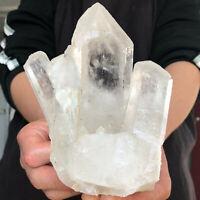 2LB A++ Large Himalayan High -Grade Natural Quartz Crystal Specimen Healing H259