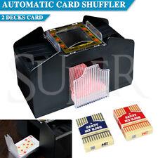 Automatic Shuffler Card Games Poker Mixer Sorter Playing Cards Shuffle Casino