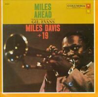 DAVIS, MILES & GIL EVANS - MILES AHEAD NEW VINYL RECORD