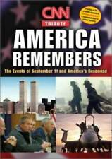 CNN Tribute - America Remembers - DVD - GOOD