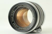 [TESTED!! Excellent+3] Canon 50mm f/1.8 Leica Screw Mount L39 LTM Leica L #184