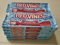 Lot of 10 Red Vines Licorice Twists Original Red Flavor, 5oz Peace, Love & Vines