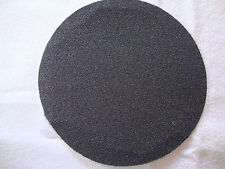 """5"""" Inch Sandpaper Disks P40 Grit Peel and Stick Adhesive Abrasive Sand Paper"""