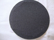 """5"""" Inch Sandpaper Disks P120 Grit Peel and Stick Adhesive Abrasive Sand Paper"""