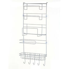 Multifunctional Refrigerator Rack Fridge Shelf Kitchen Supplies Organizer Q0W8