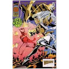 Uncanny X-Men #320 GOLD Variant NM 1995 + Onslaught #2 Variant VF/NM FREE SHIP