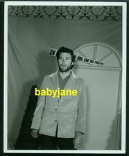 CLINT EASTWOOD VINTAGE 8X10 PHOTO CANDID AT AFTER PARTY 1970 ON A CLEAR DAY YOU