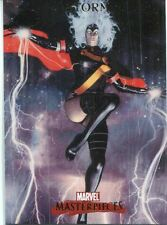 Marvel Masterpieces 2007 Base Card #81 Storm