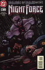 Night Force (2nd Series) #5 VF/NM; DC | save on shipping - details inside