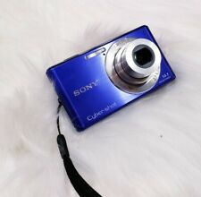 SONY CYBER-SHOT DSC-W530 14.1 MEGA PIXELS DIGITAL CAMERA BLUE