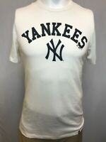 "New '47 New York Yankees Men's Short Sleeve ""NY Logo"" T-Shirt, S & XL"