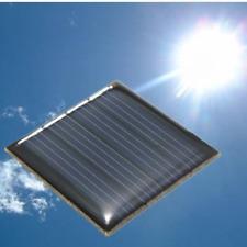 pannello solare in silicio 2v 0.14w 70mA 40 x 40 x 3.0 mm