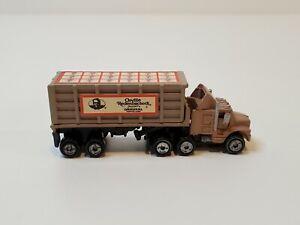 Vintage Galoob 1989 Micro Machines Shake & Sniff Orville Redenbacher Semi Truck