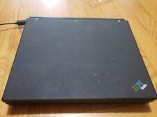 Lenovo ThinkPad X41 Pentium M 1.6GHz 1GB RAM 60GB HD 12.1'' Winxp Laptop x4 base