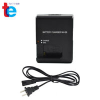 New Battery Charger for Nikon MH-25 EN-EL15 D600 D610 D750 D800 D810 D7000 D7100