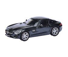 Schuco 26205 - 1/87 Mercedes-Benz Amg Gt S - Schwarz - Neu