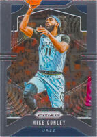 Mike Conley 2019-20 NBA Panini Prizm Basketball Chrome Base Card #244 Utah Jazz