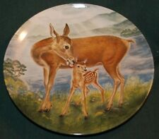 Knowles/Yin-Rei Hicks Lt Ed Plate: RED DEER - Reassuring Touch