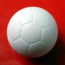 4PCS pure white 36mm SOCCER TABLE FOOSBALL footBALL babyfoot ball texture
