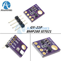 GY-21P Humidity Temperature Atmospheric Sensor Breakout BMP280 SI7021 I2C & SPI