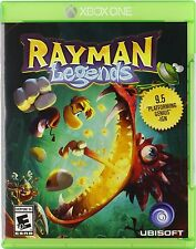 Rayman Legends [Xbox One XB1, Action Platformer 4-Player Co-op Video Game] NEW