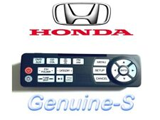 2011 12 2013 2014 Honda Odyssey Exl TouringCar Dvd Entertainment Remote Control