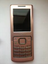 Nokia 6500 classic rose NEW genuine original