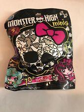 Monster High Minis Figures Blind Bags season 1