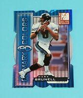Mark Brunell Jacksonville Jaguars 1999 Donruss Elite Primary Colors Die Cut 4/50