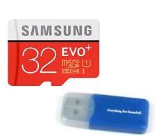 Samsung EVO Micro SD Memory Card 32GB 32 GB Classs 10 for Samsung Galaxy S9/S9+