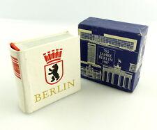 #e4357 mini libro: 750 años de Berlín Offizin andersen Nexö Leipzig 1987