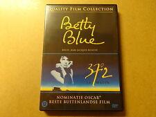 DVD / BETTY BLUE + 372 LE MATIN