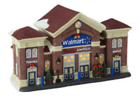 Holiday Time Walmart Supercenter Store Vintage Victorian 2020 Christmas Village