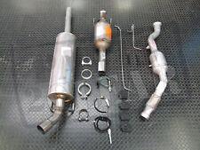 Mercedes Sprinter 311 Mk2 Full Exhaust System 2.2 Cdi 06- + Full Fitting Kit