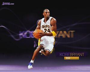 Kobe Bryant Reproduction archival quality photo