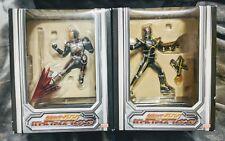 Kamen Rider 555 Banpresto Battle Faiz Figure Set Faiz Kaixa - BRAND NEW / SEALED