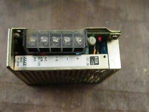 "HORIZON MC8 POWER SUPPLY PT# 4002933-00 ""WE SELL HORIZON BOOKLET MAKER PARTS"""