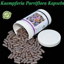 150 Kaempferia Parviflora Vegi-Kapseln, á 550 mg