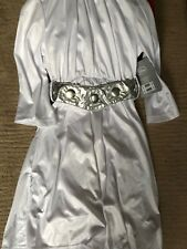 Disney Store Star Wars Princess Leia costume Age 3-4 years BNWT