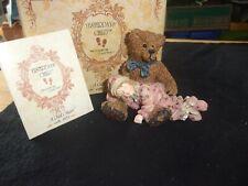 Yesterdays Child Boyd's 3527 Asleep In Teddys Arms 7E/2495