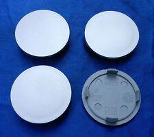(6505) 4x Nabenkappen Nabendeckel Felgendeckel 64,0 / 57,0 mm für Alufelgen