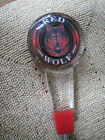 RED WOLF DRAFT BEER PUMP WITH HOSE