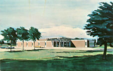 Mankato Clinic Building-Rendering-Drawing-MN-Minnesota-Vintage Postcard