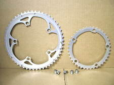 New-Old-Stock Campagnolo Double Chainring Set (53x39)...Five Arm Compatible