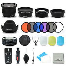 Essential Lens Filter Kit for 58MM Canon EOS 700D 650D 600D 100D 70D 60D 7D 60Da