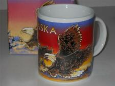 Arctic Circle Enterprises ~ Alaska ~ Bald Eagle ~ Coffee Cup Mug ~ Wildlife