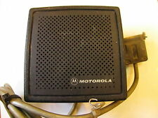 MOTOROLA NSN6054A EXTERNAL SPEAKER 12W USED FOR VHF SABER MX1000