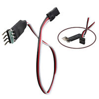 LED Light Switch Receiver Cord Control Power for 1/10 1/8 RC Car TRX4 SCX10 D90